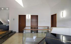 140平米复式现代简约风格阳光房欣赏图