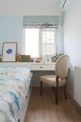 120平米四室两厅地中海风格书房图