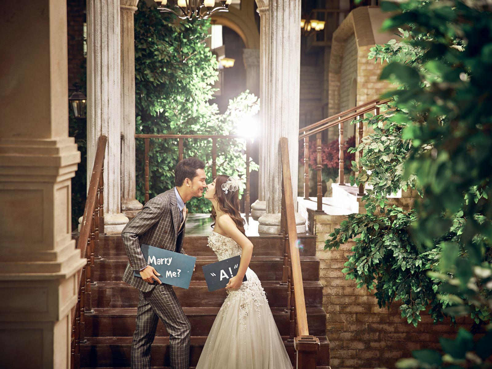 雅典新娘婚纱摄影馆