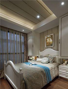 130平米四欧式风格卧室效果图