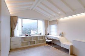 100平米三室两厅中式风格卧室图片