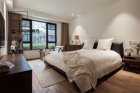 豪华型140平米别墅北欧风格卧室图片