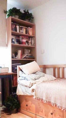 5-10万40平米小户型现代简约风格书房装修图片大全