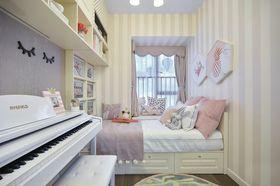 80平米四室两厅现代简约风格儿童房欣赏图