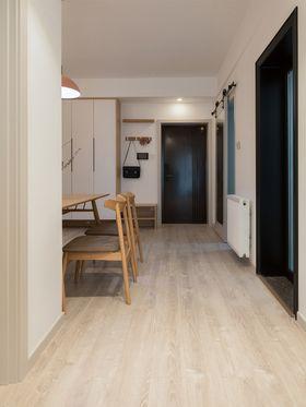 90平米现代简约风格走廊设计图