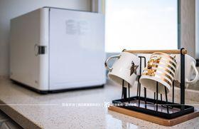 90平米现代简约风格厨房图片