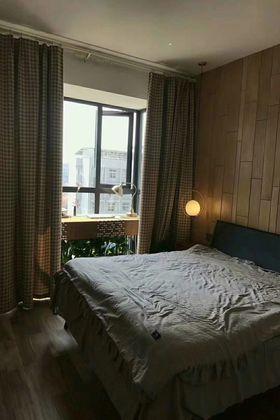 70平米日式風格臥室裝修圖片大全