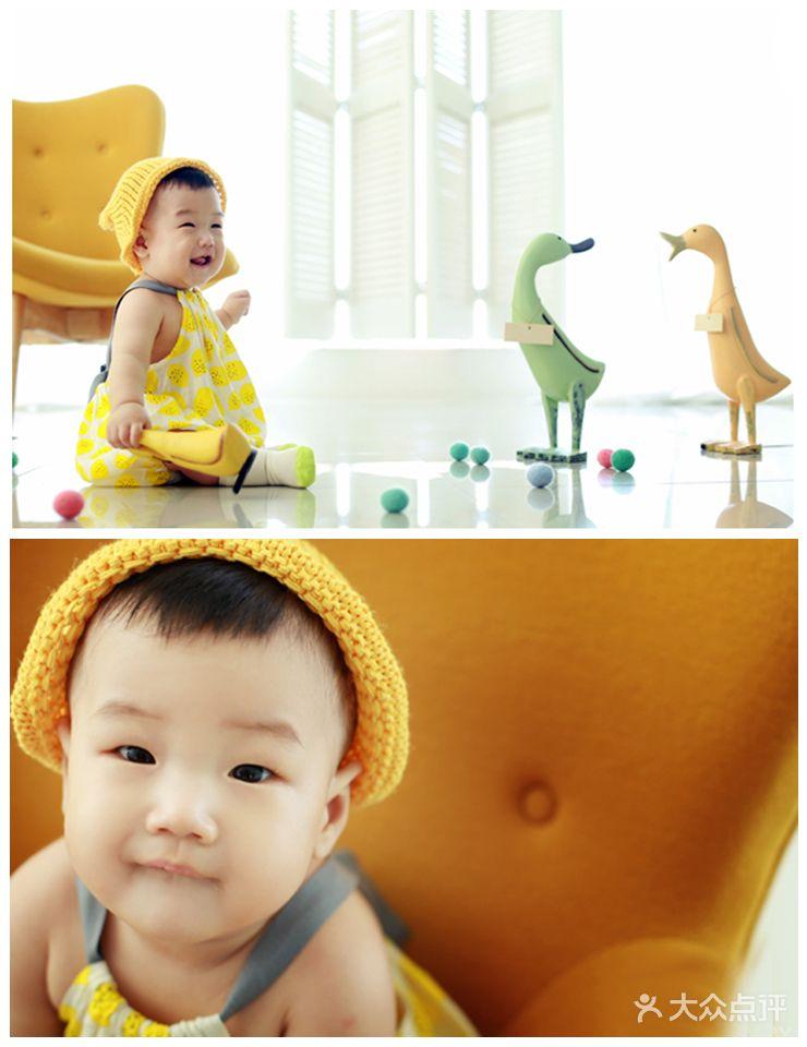 萌摄影创意儿童写真(五角场店)