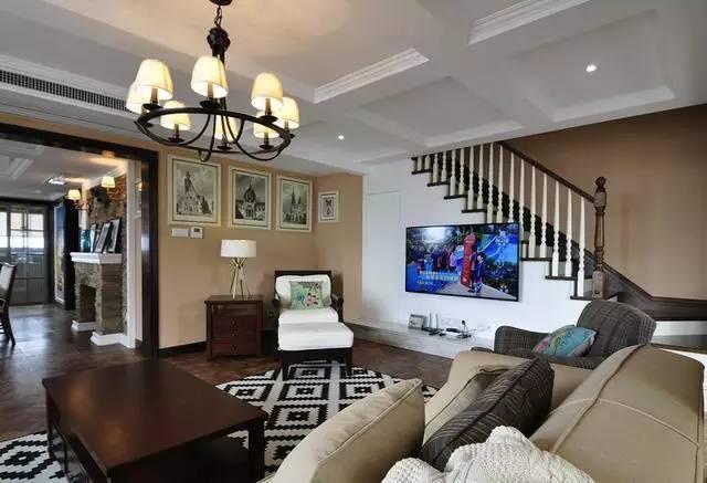 婚房丨简约舒适的复式婚房,适合人口比较多的大家庭