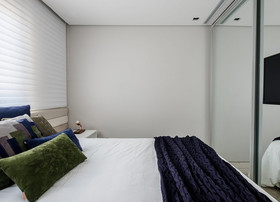 70平米日式風格臥室設計圖