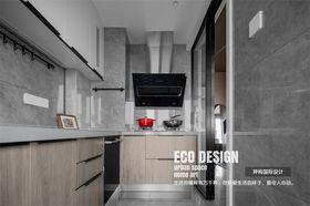130平米三現代簡約風格廚房圖