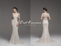 纱木屋C'est L'amour Weddingdress