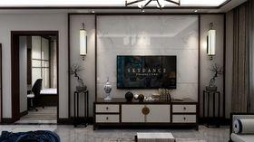110平米三中式風格客廳圖片大全