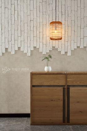 130平米三室两厅北欧风格玄关装修图片大全