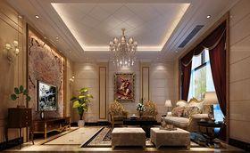 20万以上140平米别墅北欧风格客厅效果图