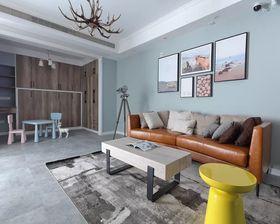 140平米四北歐風格客廳裝修案例