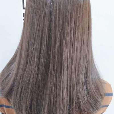 丽人 美发图库 烫发作品图  4090 创意烫发 中发 女图片