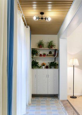 经济型100平米三室两厅宜家风格阳台装修效果图