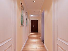 经济型120平米三室一厅法式风格客厅装修效果图