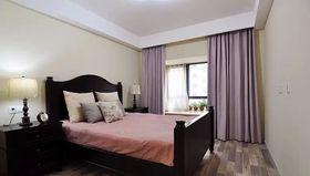 经济型60平米美式风格卧室欣赏图