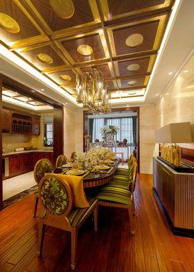 经济型140平米复式中式风格餐厅装修效果图