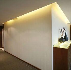 经济型130平米三室两厅现代简约风格走廊欣赏图