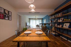 90平米三北歐風格餐廳家具圖片
