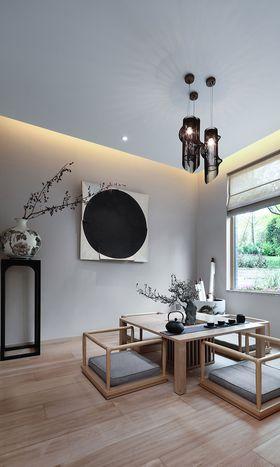 140平米四室两厅混搭风格阳光房装修案例