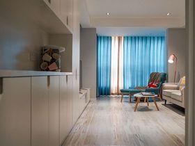 90平米三室两厅北欧风格玄关效果图