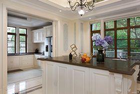 140平米别墅美式风格厨房设计图