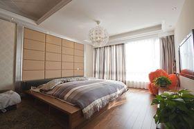 豪华型140平米复式混搭风格卧室装修案例