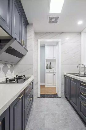 100平米三室两厅美式风格厨房图