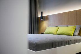 60平米北欧风格卧室图