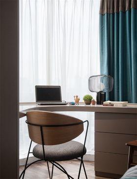 140平米四室兩廳北歐風格書房設計圖