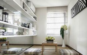 经济型80平米现代简约风格书房设计图