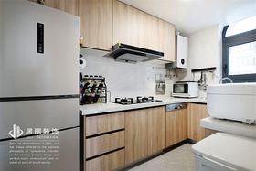 120平米三室兩廳北歐風格廚房裝修案例
