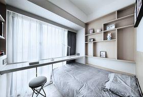 70平米三室一厅中式风格儿童房设计图