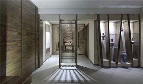 豪华型140平米三室两厅中式风格走廊装修案例