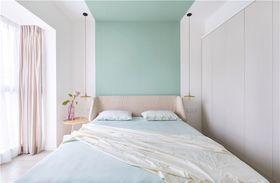 70平米現代簡約風格臥室欣賞圖