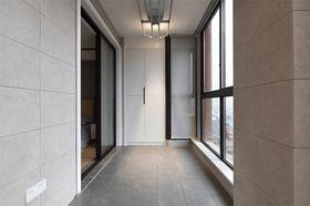 10-15万140平米四室两厅北欧风格阳台图片大全