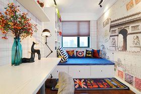 经济型100平米三室两厅现代简约风格儿童房效果图