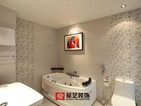 20万以上140平米四室三厅现代简约风格卫生间欣赏图