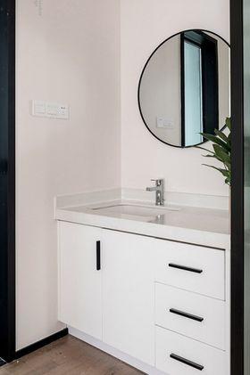 50平米公寓北欧风格卫生间装修效果图