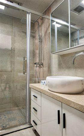 100平米三室一廳現代簡約風格衛生間效果圖