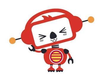 考拉旋风机器人