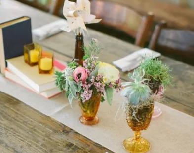 婚礼花束布置攻略