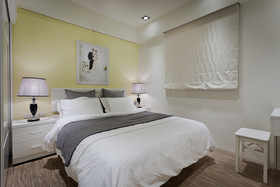 富裕型120平米四室两厅现代简约风格卧室图片