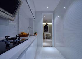 10-15万90平米北欧风格厨房图