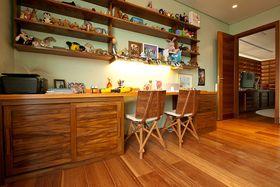 5-10万80平米中式风格儿童房装修效果图