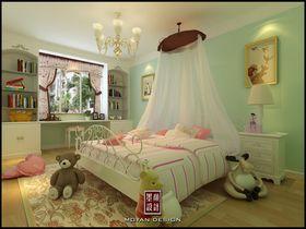 5-10万140平米三室两厅混搭风格儿童房图片大全